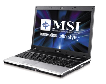 MSI PR601 Business Laptop