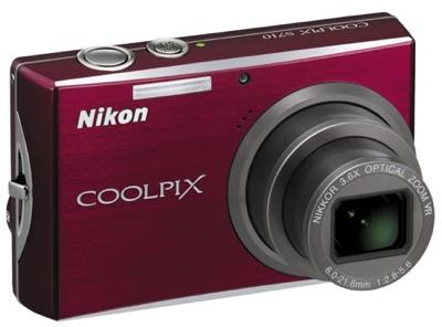 Nikon CoolPix S710 Advanced Compact Camera