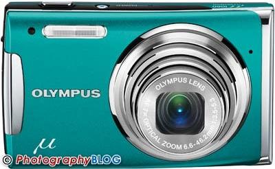 Olympus mju 1060 Slim Camera