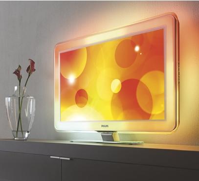 Phillips Aurea II FlatTV LCD HDTVs