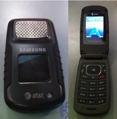 Samsung a837 Rugged Phone for ATT