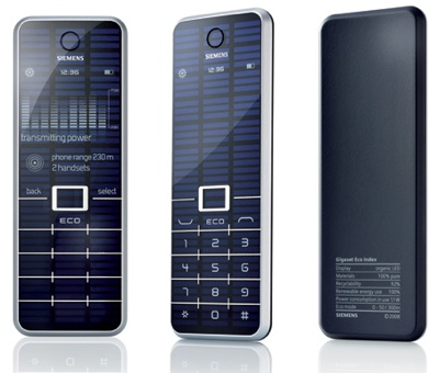 Siemens Gigaset Eco Visions Solar