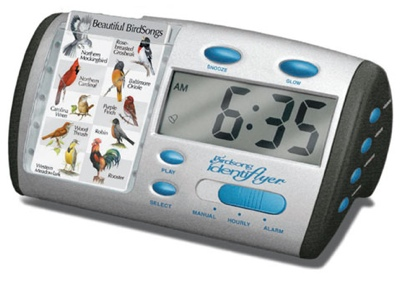 Singing Bird Alarm Clock