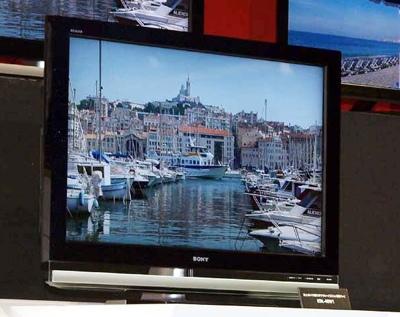 Sony Bravia KDL-46W1 and KDL-40W1 LCD HDTVs