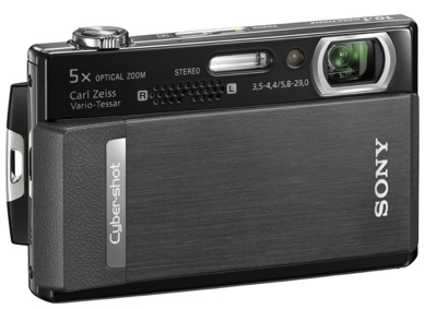 Sony Cyber-Shot DSC-T500 Compact Camera