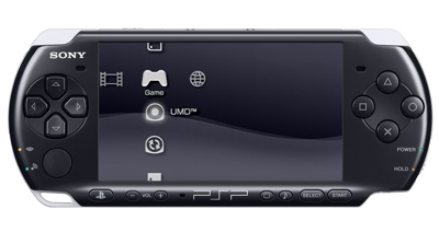 Sony New PlayStation Portable PSP-3000