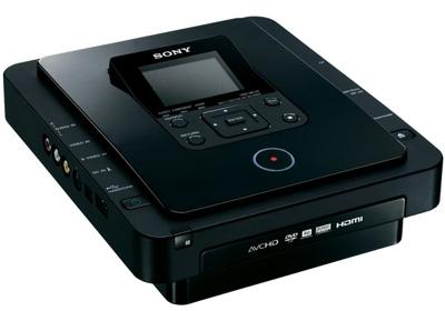 Sony VDR-MC10 HandyCam DVD Recorder
