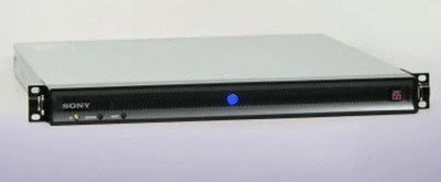 Sony ZEGO BCU-100 Cell-based Video Rendering System