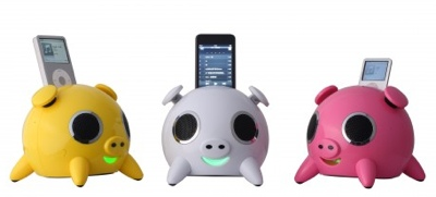 Speakal iPig iPod Dock