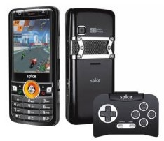 Spice X-1 Gaming Mobile Phone