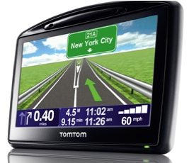 TomTom PRO 4000 and PRO 8000 GPS Devices