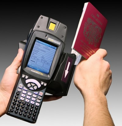 3M Mobile ID Reader