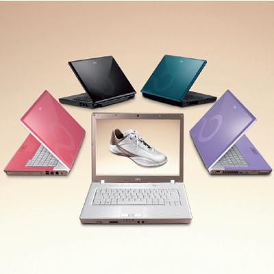 Fujitsu L1010 Notebook for Gen-Y