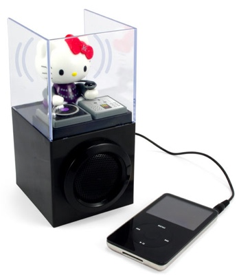 Hello Kitty Action DJ Speaker