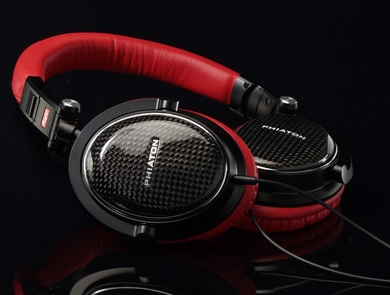Phiaton MS-400 High-end Carbon fiber Headphones