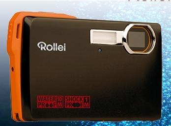 Rollei X-8 Sports semi-rugged Camera