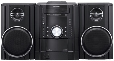 Sharp's 7 new Audio Systems