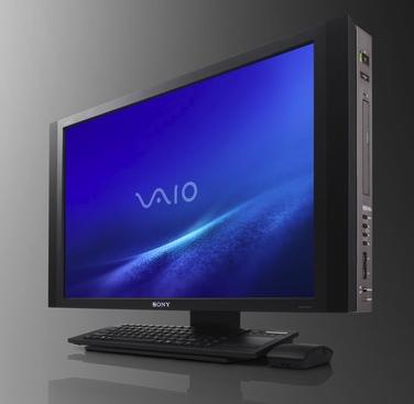 Sony VAIO RT All-in-One HD Studio PC/HDTV