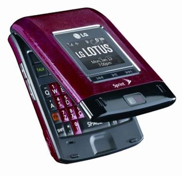 sprint-lg-lotus-qwerty-phone-red