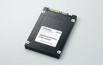 Toshiba 256GB MLC Solid State Drive