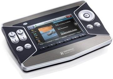 URC MX-6000 Touchscreen Universal Remote