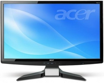 Acer P244W HD LCD Display
