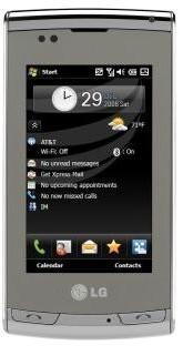 AT&T LG Incite PDA Phone