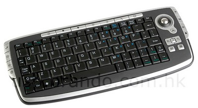 Brando Wireless Multimedia Tiny Keyboard