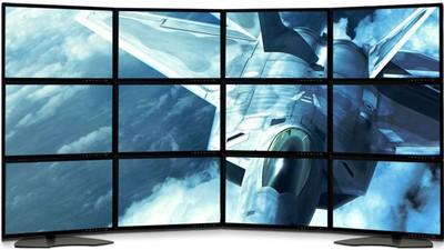 CineMassive OmegaPlex - The Ultimate Multi-Monitor Desktop Display