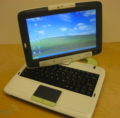 CTL 2go Classmate PC Convertible Netbook