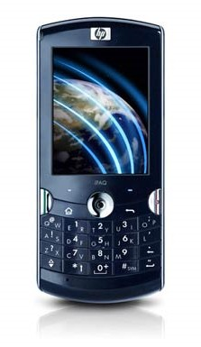 HP iPAQ Voice Messenger PDA Phone