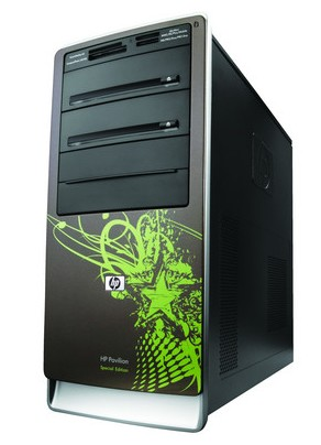 Hp pavilion a6745f desktop pc product specifications | hp.