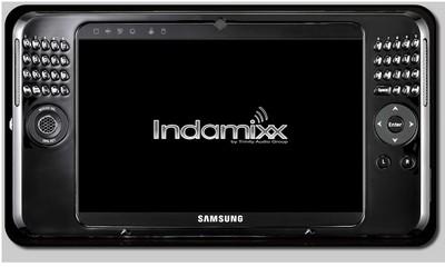 Indamixx Portable Recording Studio