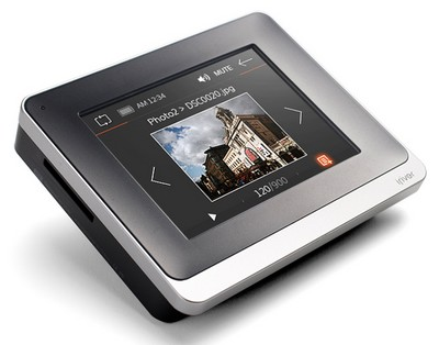 iRiver NV Mini Multimedia Navigator