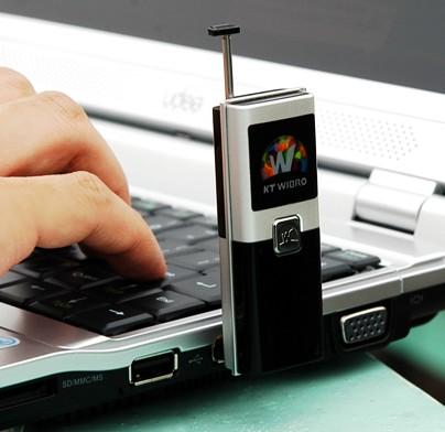 JCHyun UDEA MiniNote T100 Wibro Netbook