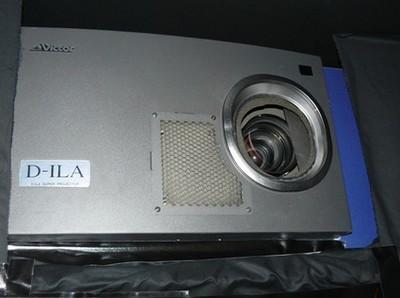 JVC 8K4K Projector Prototype