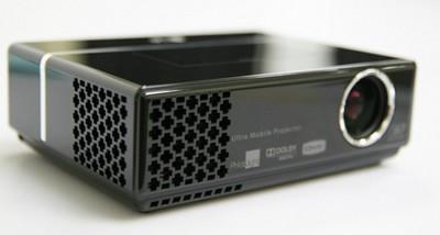 LG HS102 DLP Mobile Projector