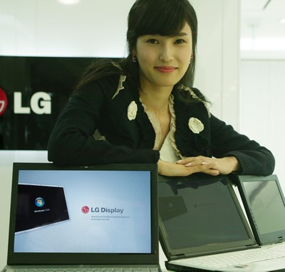 LG Privacy Protection LCD Panels for laptop