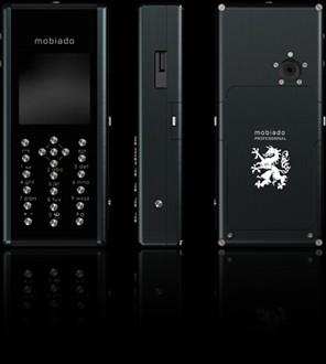 Mobiado PRO Black luxury phone