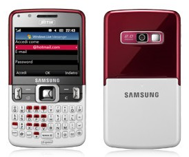 Samsung C6620 for TIM
