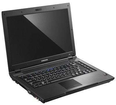Samsung P460 and P560 Business Notebook PCs