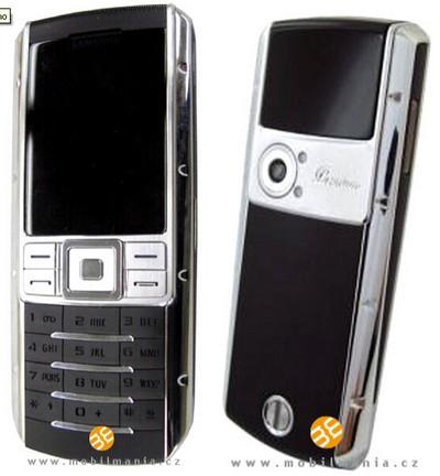 Samsung S9402 DuoS Dual SIM Luxury Phone