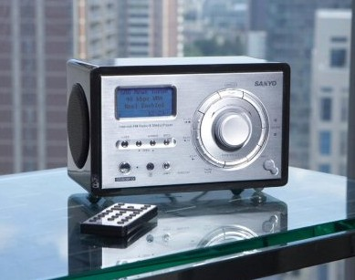 Sanyo R227 WiFi Internet Radio