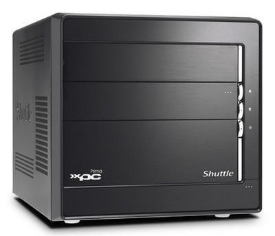 Shuttle XPC SP35P2 barebone PC
