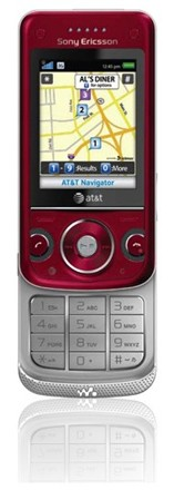 Sony Ericsson W760a Walkman Phone for AT&T