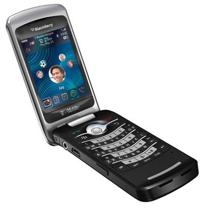 T-Mobile BlackBerry Pearl Flip 8220