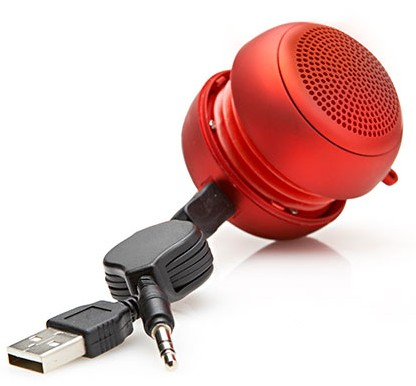Cygnett GrooveBassball Portable Speaker