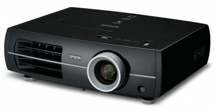 Epson Dreamio EH-TW4000 High-end 3LCD Projector