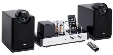Logic3 Valve80 Vacuum Tube iPod Amplifier