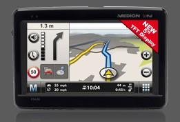 MEDION GoPal P5430 GPS Navigator